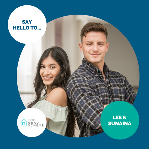 Say hello to…. Lee & Sunaina