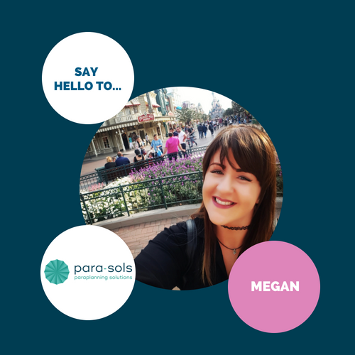 Say hello to… Megan
