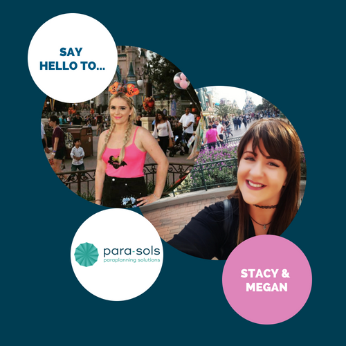 Say hello to… Megan & Stacy
