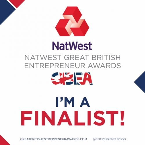 Entrepreneurs' Team of the Year finalists!